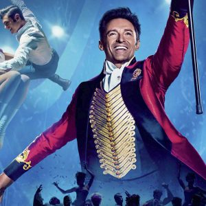 Greatest Showman Ticket – Sat 1st Sept '18
