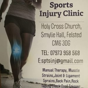 FELSTED SPORTS INJURY & WELLNESS CENRE