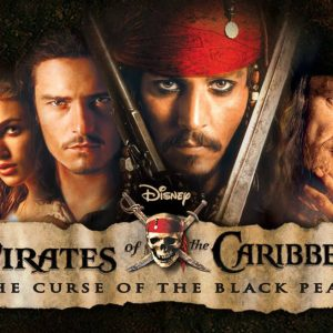 Pirates Of The Caribbean – Sunday 22nd August 2021